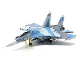 "Su-30 Russian Air Force 142nd IAP ""Blue 54"""
