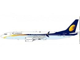 Boeing 737-8MAX Jet Airways VT-JXB