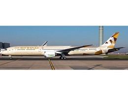 "Boeing 787-10 Etihad Airways ""Eco Demonstrator"" A6-BMI"