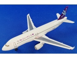 A320-200 Excalibur Airways G-OESC