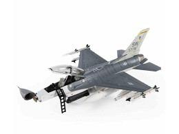 """F-16D Fighting Falcon USAF """"MiG-25 Killer"""" Iraq, dec. 1992"""