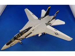 "F-14A Tomcat USNavy VF-84 ""Jolly Rogers"" USS Nimitz 1978 (Clean Version)"