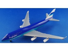 """Boeing 747-400 Weltbürger Goethe Weltoffenes Frankfurt """"fictional livery"""""""