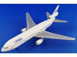 """DC-10-10ER Orbis """"Flying Eye Hospital"""" N220AU"""