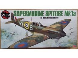 Spitfire Mk1a RAF