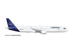 "A321neo Lufthansa ""Forchheim"" D-AIEF"