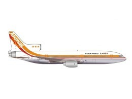 """L-1011-1 TriStar """"50th Anniversary"""" N1011"""