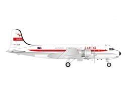 "DC-4 Qantas ""Norfolk Trader"" VH-EDB"