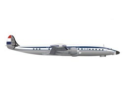 "L-1049G Super Constellation KLM ""Negaton"" PH-LKC"