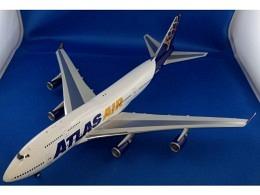 Boeing 747-400 Atlas Air N464MC
