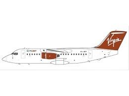 BAe 146-200A Virgin Express City Jet EI-JET