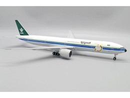 """Boeing 777-300ER Saudia Arabian Airlines """"Retro Livery"""" HZ-AK28"""