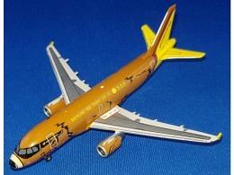 "A319-112 Germanwings ""Baerbus"" D-AKNO (GeminiJets)"